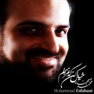 دانلود آهنگ محمد اصفهانی بنام خیال کن که غزالم