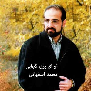 دانلود آهنگ محمد اصفهانی بنام تو ای پری کجایی