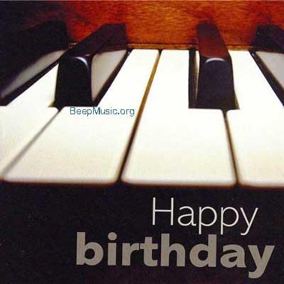 دانلود آهنگ بی کلام شاد تولدت مبارک