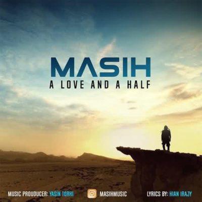 دانلود آهنگ جدید مسیح یک عشق و نصف