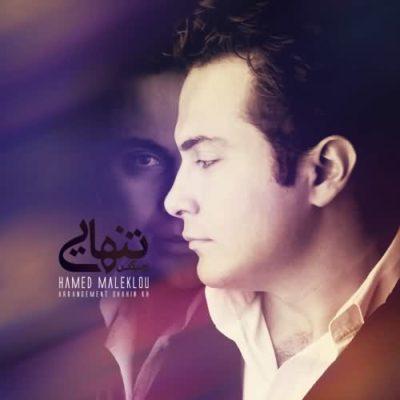 حامد ملک لو تنهایی
