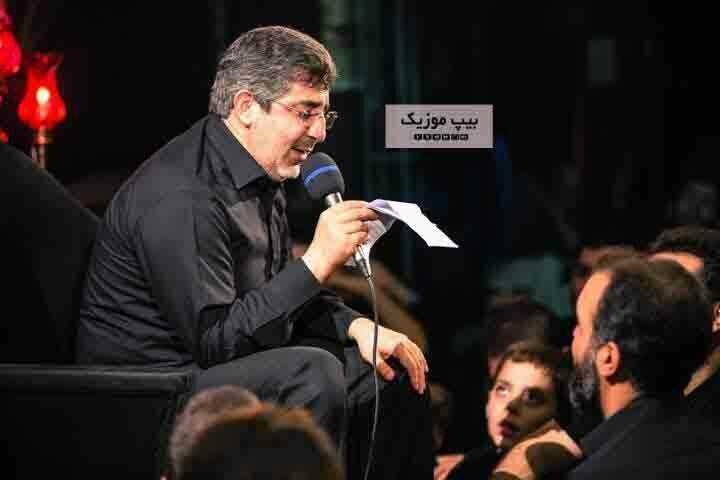 دانلود مداحی حاج محمدرضا طاهری بنام ای برادر خون به قلبم کردی آخر