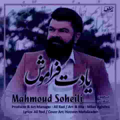 دانلود آهنگ یادت فراموش محمود سهیلی