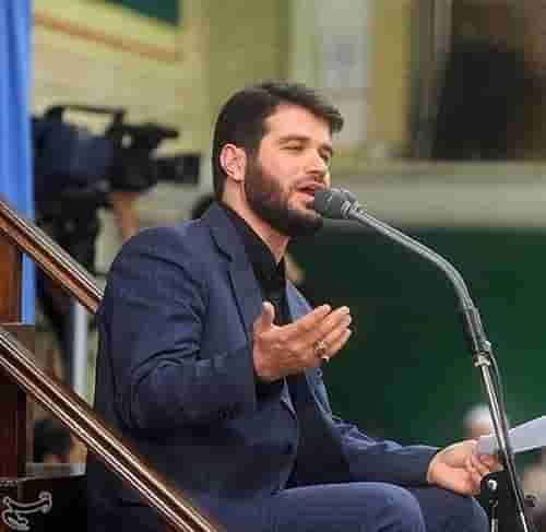 دانلود نوحه های شب هشتم دهه اول محرم 98از میثم مطیعی
