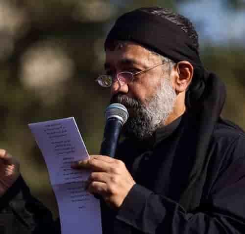 دانلود نوحه های شب عاشورا محرم 98 از محمود کریمی