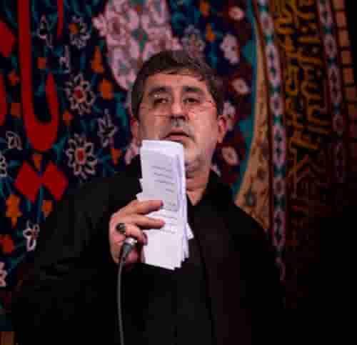 دانلود نوحه های شب شام غریبان محرم 98 از حاج محمدرضا طاهری