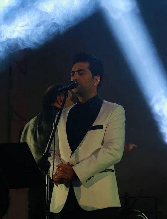دانلود آهنگ غمگین شب که نسیم میوزد محمد معتمدی