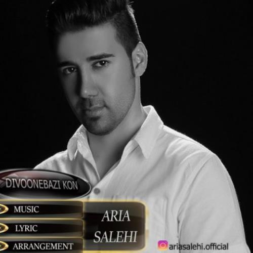 دانلود آهنگ عاشقانه دیوونه بازی کن آریا صالحی