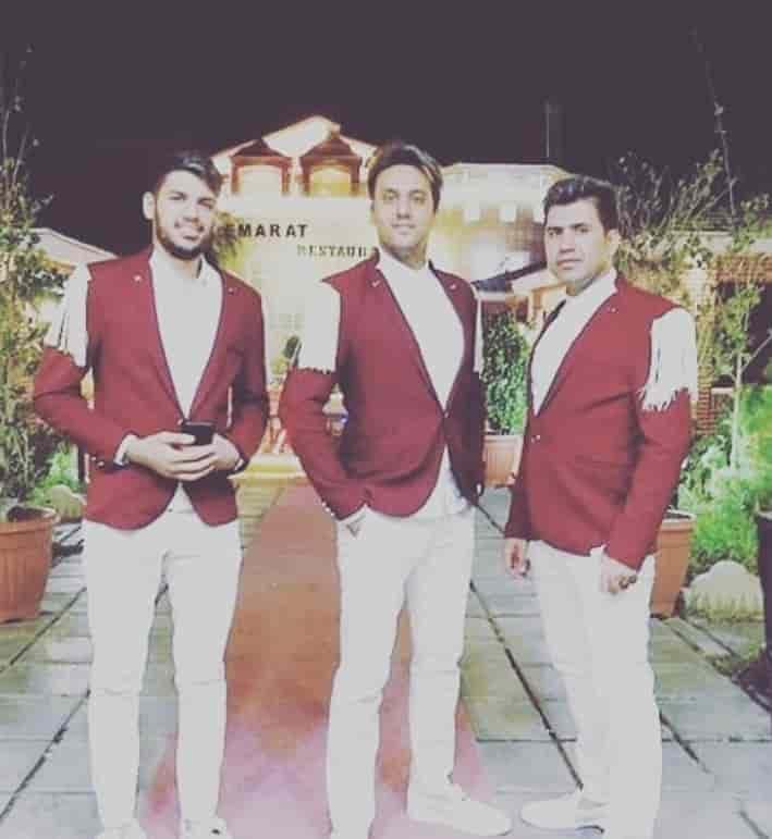 دانلود آهنگ عاشقانه مست مستم کن سه برادر خداوردی
