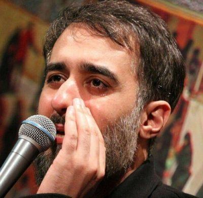 دانلود مداحی محمد حسین پویانفر نجف به رقص در آرد