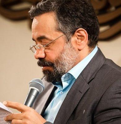 دانلود مناجات هر بار دلم خسته شد از بار گناهی حاج محمود کریمی