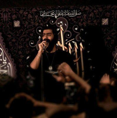 دانلود نوحه جنون عشق داره میره بالاتر کربلایی محمود عیدانیان