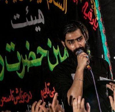 دانلود مداحی کربلایی محمود عیدانیان زلزله زده به لشکر