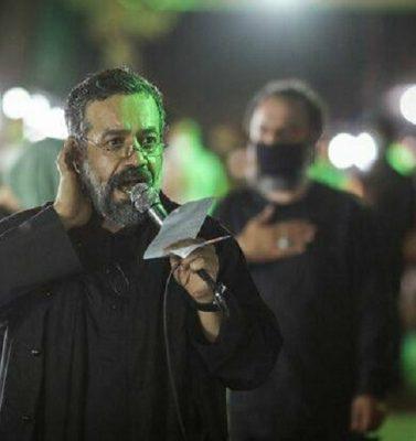 دانلود مداحی حاج محمود کریمی الهی داغ داره داغ دارم