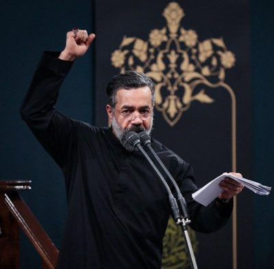 دانلود مداحی نوری تو عالم نبود حاج محمود کریمی