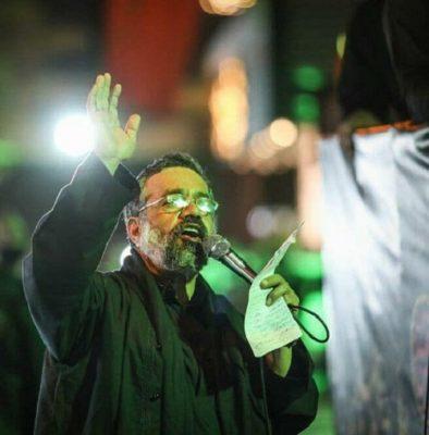 دانلود نوحه حاج محمود کریمی سری به نیزه بلند است