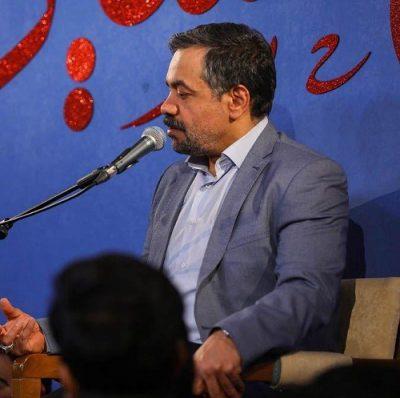 دانلود نوحه گریه کمتر کن، مادرت زاره حاج محمود کریمی